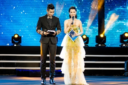 BTV Quỳnh Chi, MC Quỳnh Chi, MC VTV, The Remix, The Voice