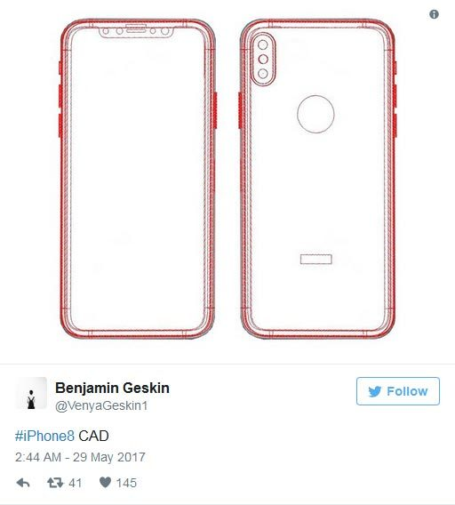 iPhone 8, Apple, iPhone, smartphone