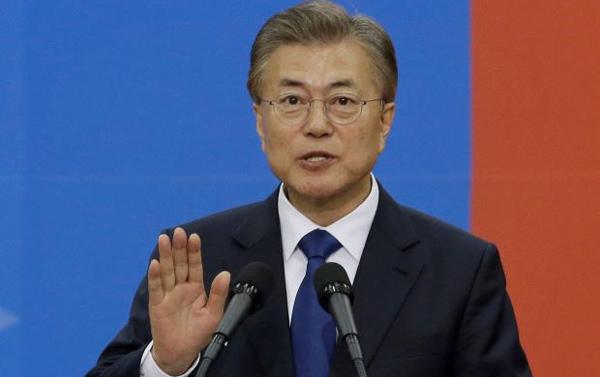 THAAD, hệ thống THAAD, Hàn Quốc, Tổng thống Hàn Quốc