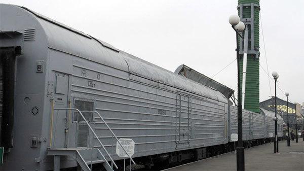 Sức mạnh khủng khiếp của đoàn tàu hạt nhân Nga
