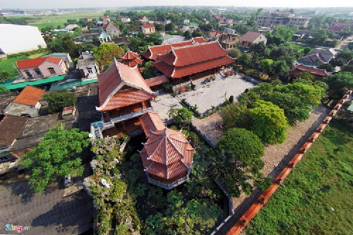 Biệt thự trăm tỷ khiến dư luận choáng váng của đại gia Việt