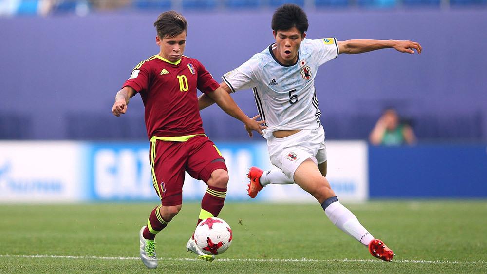 Thắng nghẹt thở U20 Nhật Bản, U20 Venezuela viết cổ tích