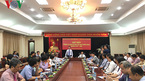 Ông Võ Văn Thưởng gặp Trưởng cơ quan đại diện Việt Nam ở nước ngoài