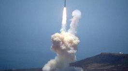 Xem Mỹ bắn hạ tên lửa đạn đạo liên lục địa 'Triều Tiên'