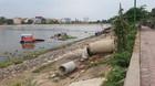 Hà Nội: Hồ chưa cải tạo xong đã xuống cấp trầm trọng
