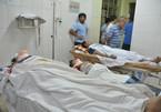 Thang máy đứt cáp trong đêm, 7 người bị thương nặng