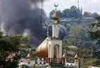 Phiến quân định đốt thành phố Philippines, xác người la liệt