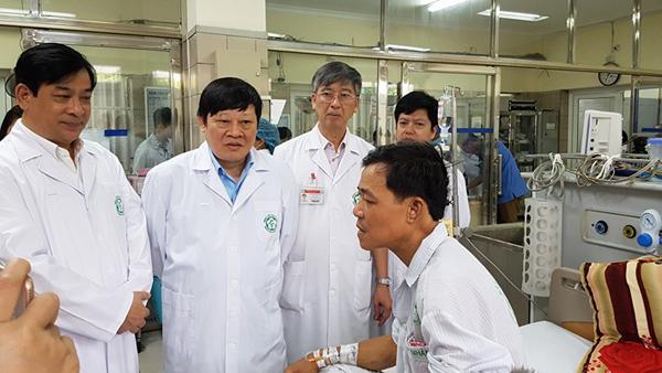 Chạy thận,Sốc phản vệ,Bác sĩ Võ Xuân Sơn,Tai biến y khoa,Bộ Y tế,Bệnh viện đa khoa Hòa Bình
