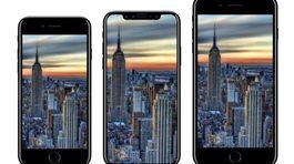 iPhone 8 sẽ to hơn iPhone 7 nhưng nhỏ hơn iPhone 7 Plus?