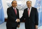 Thủ tướng thăm Mỹ: Tổng thư ký LHQ mong muốn thăm VN