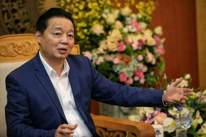 Bộ trưởng TN-MT: Sẽ họp báo vụ nổ ở Formosa