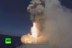 Xem Nga phóng tên lửa diệt IS từ Địa Trung Hải