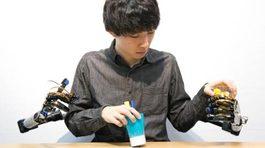 """Công nghệ giúp con người """"mọc"""" thêm 2 tay"""