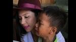 Việt Trinh đau đớn khi gặp cậu bé 6 tuổi có 'bớt trâu' lan khắp lưng