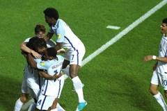 Thắng nghẹt thở U20 Costa Rica, U20 Anh bay vào tứ kết