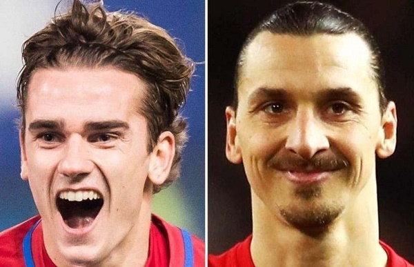 Ibrahimovic phát ghen với Griezmann, Matic bỏ Conte theo Mourinho