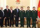 Bộ trưởng Quốc phòng tiếp đoàn Ủy ban Quân lực Thượng viện Mỹ