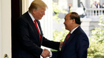 Tổng thống Trump: Tôi vinh dự đón Thủ tướng Việt Nam