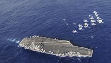 Việt-Mỹ trao đổi khả năng tàu sân bay Mỹ thăm VN