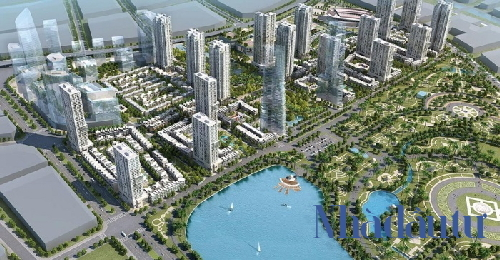chung cư Hà Nội, khu đô thị mới, khu đô thị The Manor