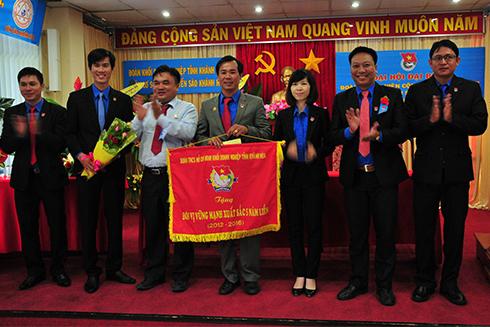 Đại hội Đoàn Cơ sở Công ty Yến sào Khánh Hòa nhiệm kỳ 2017-2022