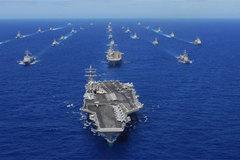 Nhóm tàu tấn công Mỹ rời bán đảo Triều Tiên