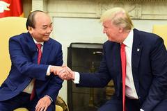 Tuyên bố chung về tăng cường Đối tác toàn diện Việt-Mỹ