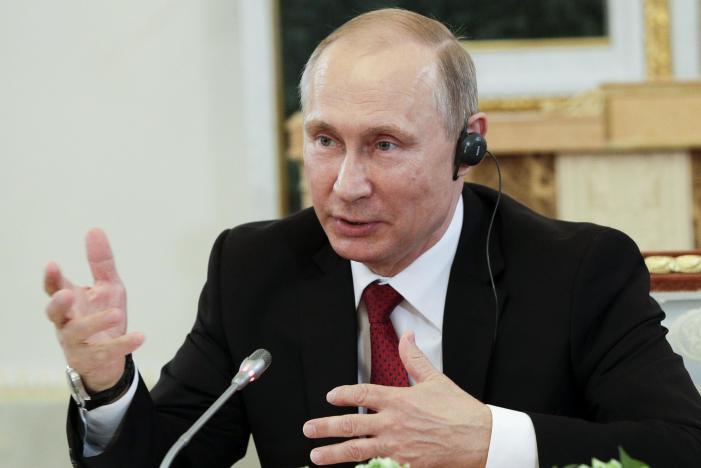 Putin nói sẽ đáp trả lá chắn tên lửa Mỹ