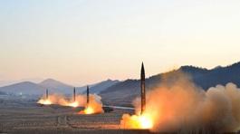 Mỹ áp lệnh trừng phạt mới, đáp trả Triều Tiên
