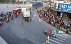 Xe tải cán chết cô gái trẻ tại ngã 4 tử thần ở Đồng Nai