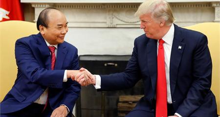 Quan hệ Việt – Mỹ đang được đẩy lên vị thế rất cao