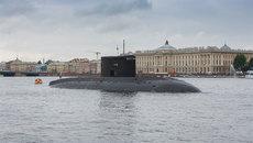 Hé lộ về tàu ngầm Nga phóng tên lửa diệt IS