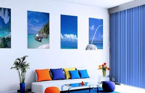 trang trí nhà, nhà đẹp, mùa hè, nội thất