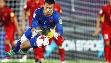 """Tiến Dũng: Từ """"người nhện"""" World Cup tới bắt chính SEA Games 29"""