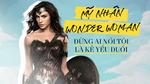 Mỹ nhân 'Wonder Woman': Hoa hậu nổi loạn và đôi giày bệt trên thảm đỏ