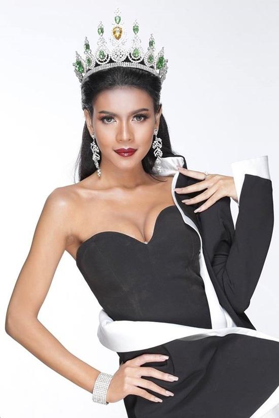 miss grand thái lan, Uthai Thani, hoa hậu