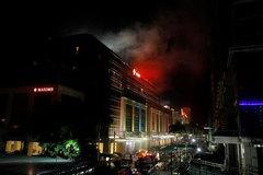 Kẻ tấn công khu nghỉ ở Manila tự thiêu, ít nhất 34 nạn nhân chết
