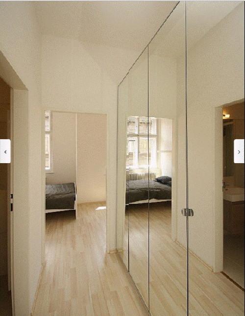 Căn hộ 23m2 thoải mái cho 3 người ở nếu bài trí nội thất theo cách này