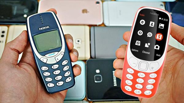 Nokia 3310 phiên bản 2017 tan nát sau chỉ 1 cú ném