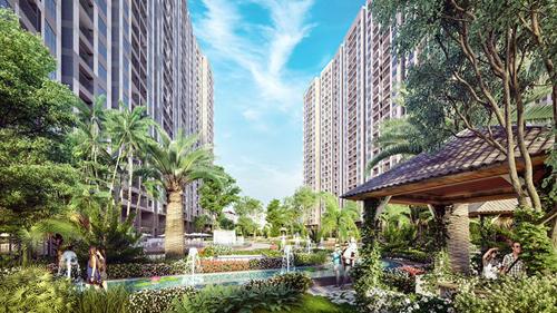 Imperia Sky Garden nhận giải Dự án xanh tốt nhất Việt Nam