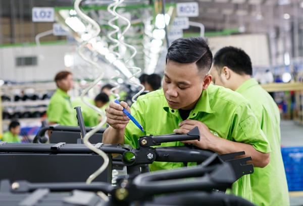 xe đạp điện, xe điện, xe đạp, xe made in vietnam, giao thông công cộng