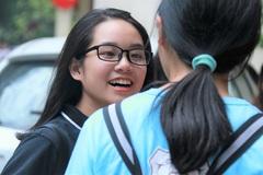 Đáp án tham khảo đề thi môn Toán kỳ thi tuyển sinh lớp 10 Nam Định