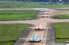Mở thêm đường băng sân bay Tân Sơn Nhất trên đất sân golf