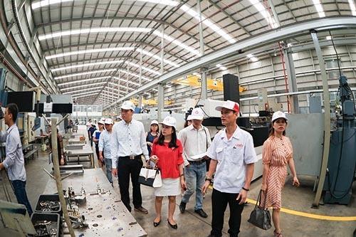 Thị trường Việt chuộng máy công cụ Đài Loan