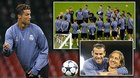 """Xem thầy trò Zidane bày binh bố trận giăng bẫy """"Lão bà"""""""
