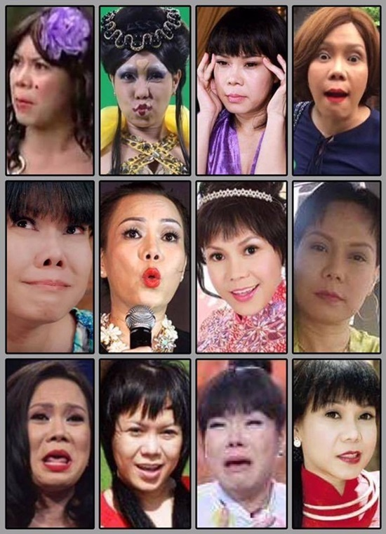Trấn Thành 'dìm hàng' Việt Hương không thương tiếc