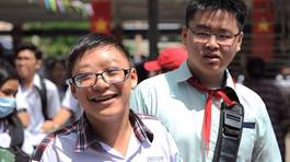 Đề thi và đáp án môn Toán tuyển sinh lớp 10 của TP.HCM