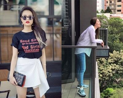 Hoàng Thùy Linh vi vu Sài Gòn, Mai Phương Thúy mua sắm ở Hồng Kông