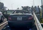 Khởi tố, tạm giam tài xế gây tai nạn trên cao tốc Hà Nội - Hải Phòng