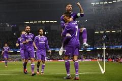 """Quay lại cảnh Ronaldo và các đồng đội """"làm gỏi"""" Juventus"""